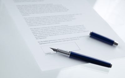 Legal Mistake #3: How to Keep From Entering into Bad Contracts