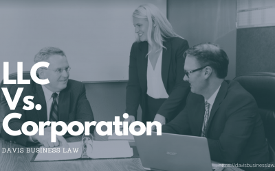 Creating A Business: LLC Vs. Corporation